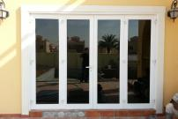 Hamilton Products  ALUMINIUM FOLDING DOOR