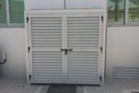 Hamilton Products LOUVER DOOR
