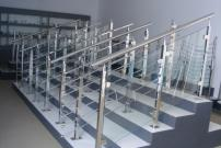 Hamilton Products  Stainless Steel Handrail