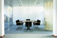 Hamilton Products  Glass Partition